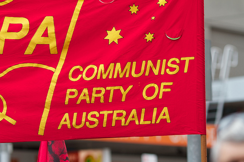 Communist party australia photo