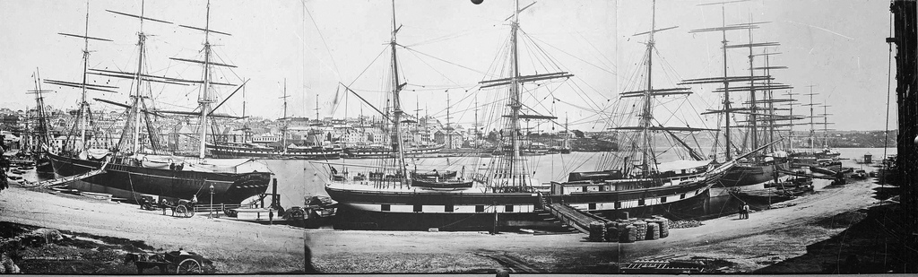 Colonial sydney photo