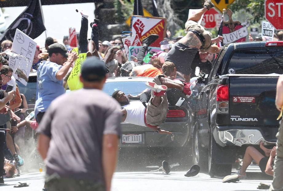 Charlottesville repressive tolerance photo