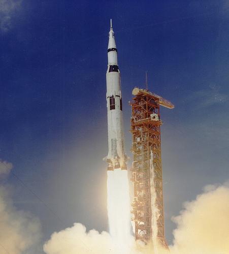 Apollo program photo