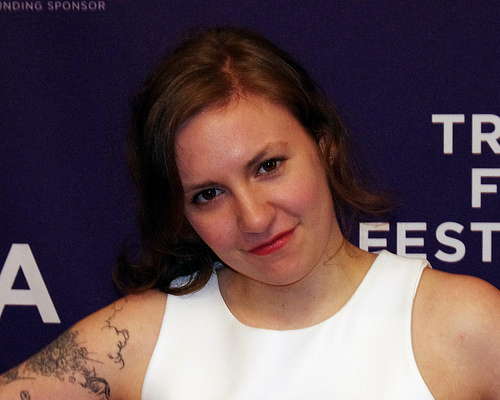 Lena dunham photo