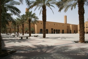 Dira Square (also known as Chop Chop Square by expats), Riyadh, Saudi Arabia. Taken by BroadArrow in 2007.