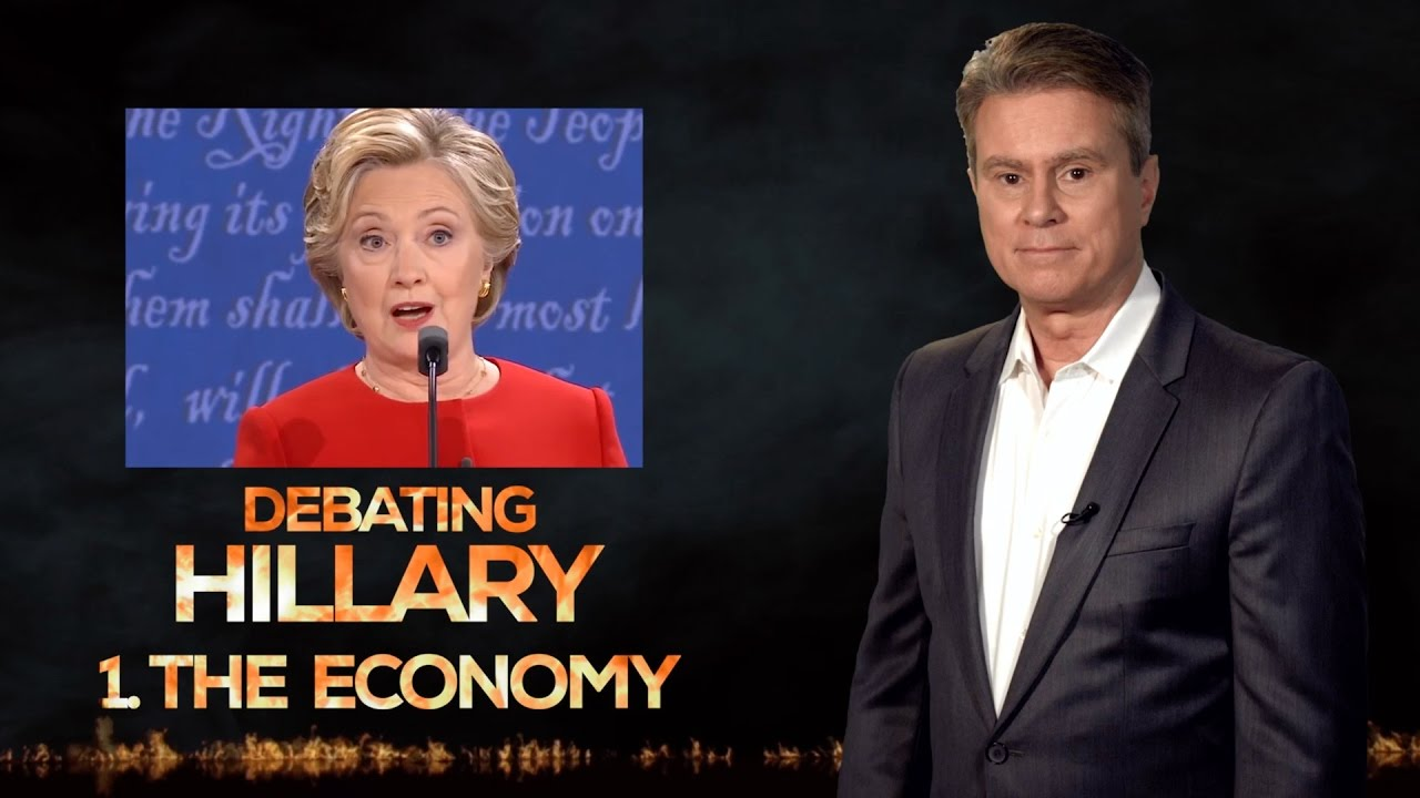 Bill Whittle debates Hillary Clinton - XYZ