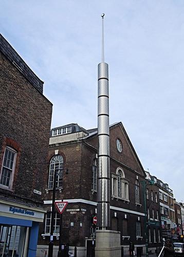 Mosque london photo