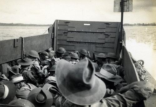 aussie soldiers photo