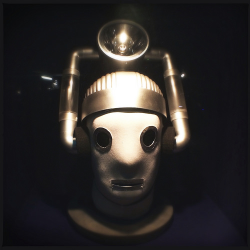 Dr who cybermen photo