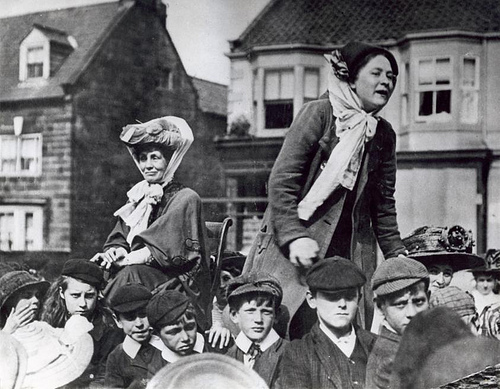 Suffragettes photo