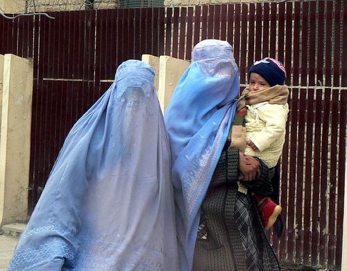 Burqa photo