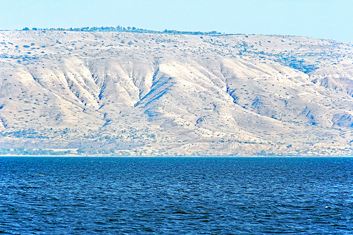 Golan heights photo