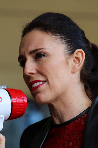 Jacinda Ardern photo