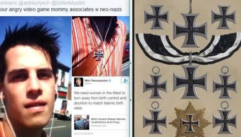 Milo is a Nazi