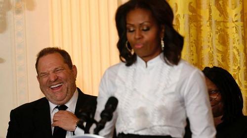 Michelle loves Harvey