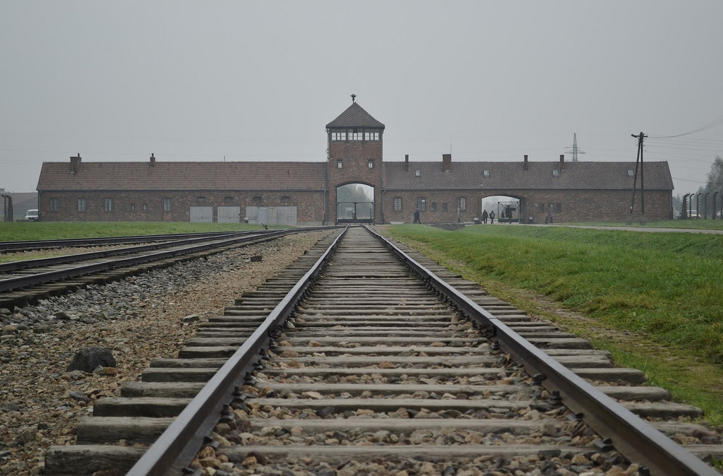 Auschwitz Richard Cooke