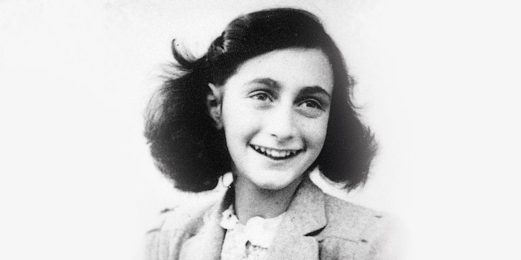 Anne Frank Richard Cooke