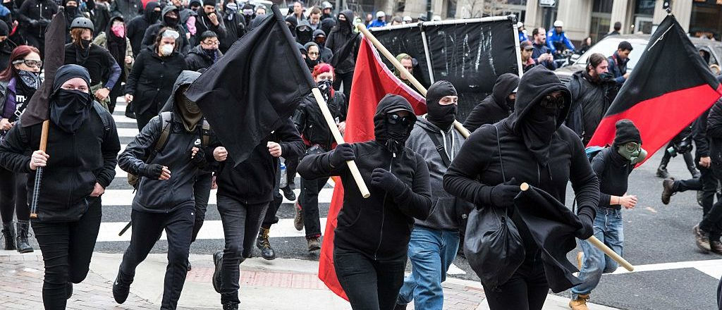 Antifa Portland