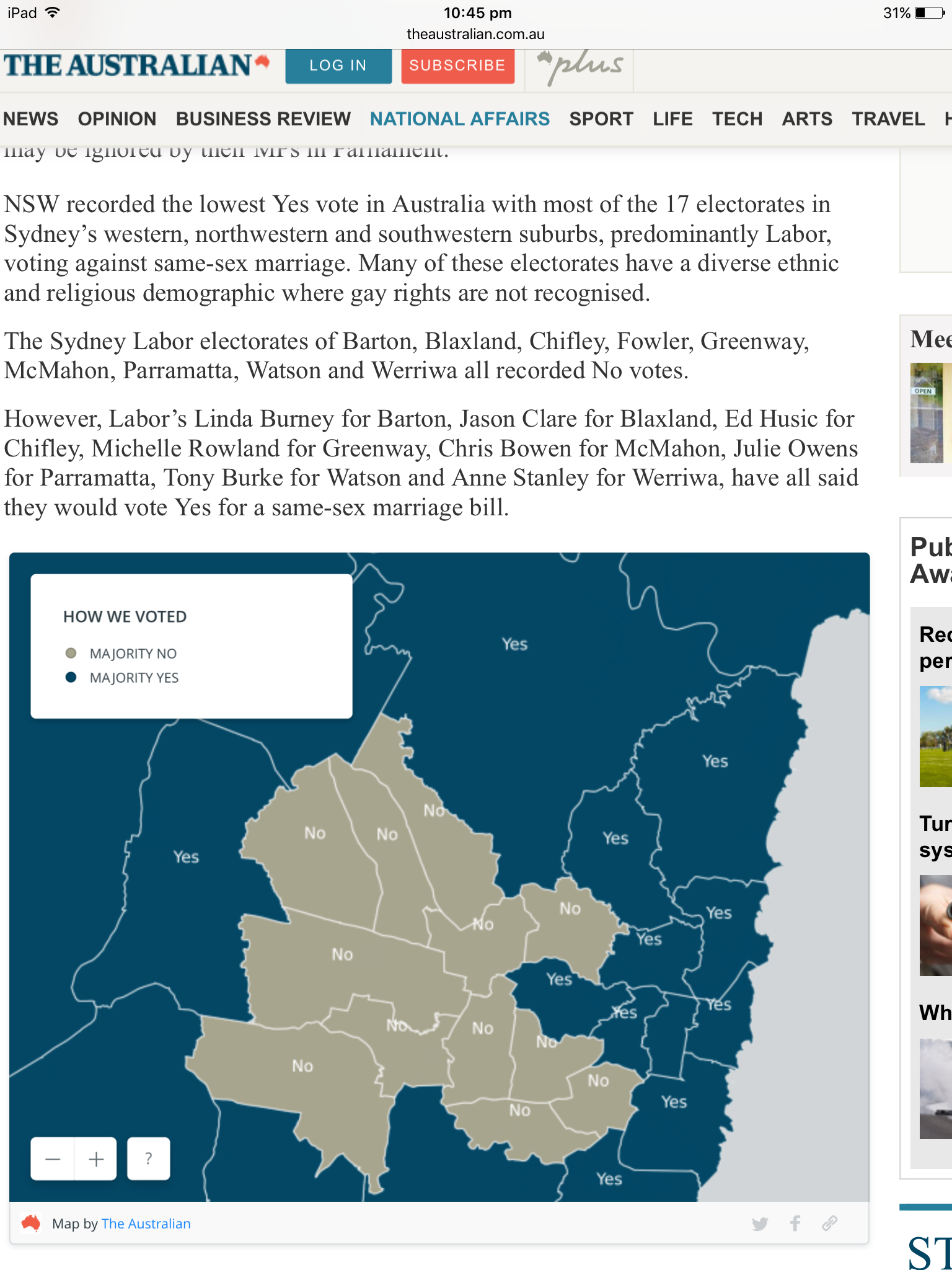 The awkward moment when a victory for ssm red pills australia on maps are racist or homophobic shut up gumiabroncs Image collections