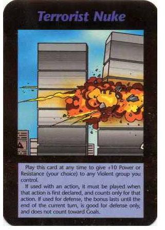 It was a nuke