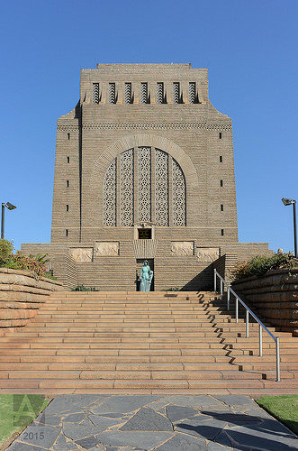 Voortrekker monument photo