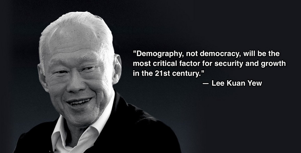 Based Lee Kuan Yew