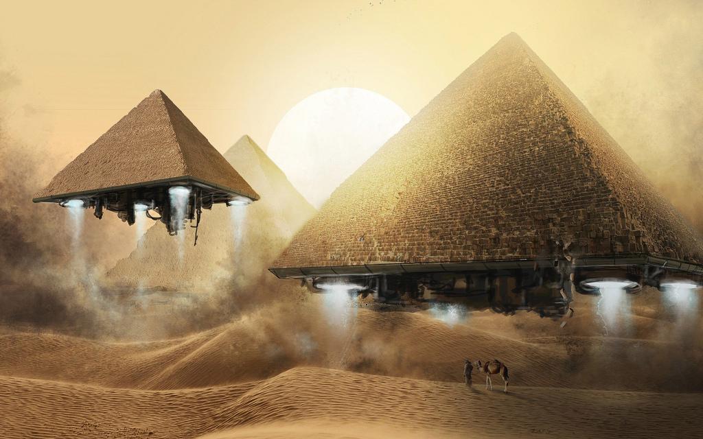 kangz pyramids
