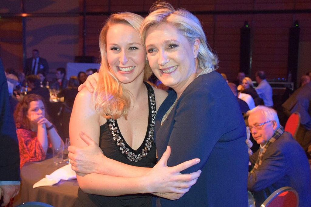 Marine & Marion Le Pen