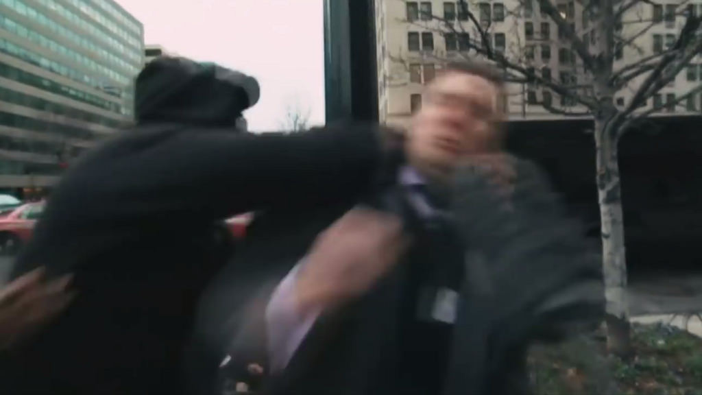 Richard Spencer punch