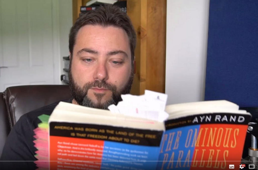 Sargon hitting the books