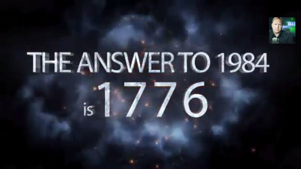 The answer to 1984