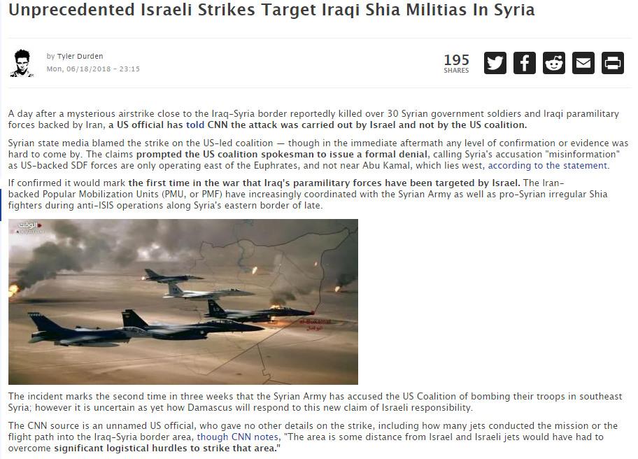 ZH Israeli strikes